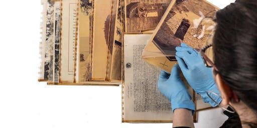 Fotografie nel tempo: con Tania Barbieri storia, collezionismo, restauro