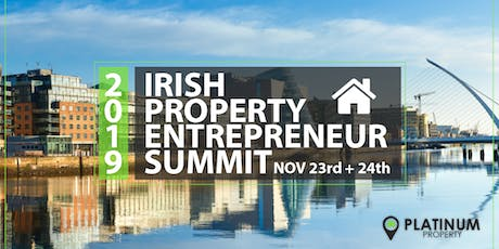 Irish Property Entrepreneur Summit tickets