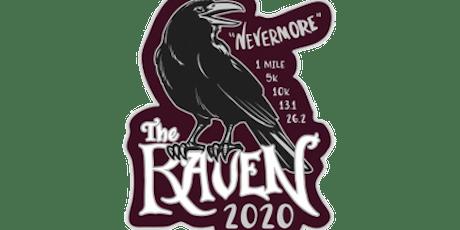 2020 The Raven 1M, 5K, 10K, 13.1, 26.2 -Reno tickets