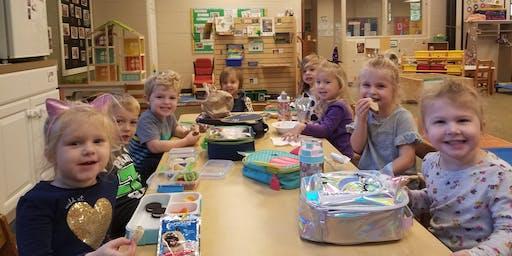 Grow with Grace Church Preschool Fundraiser!