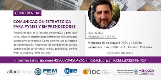 Conferencia de Comunicación Estratégica para PYMES y Emprendedores.