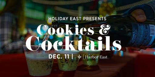 Cookies & Cocktails: A Tour through Harbor East