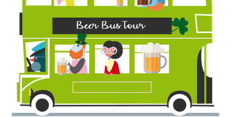 BrewGals County Brewery Bus Tour  tickets