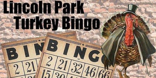 Lincoln Park Turkey Bingo