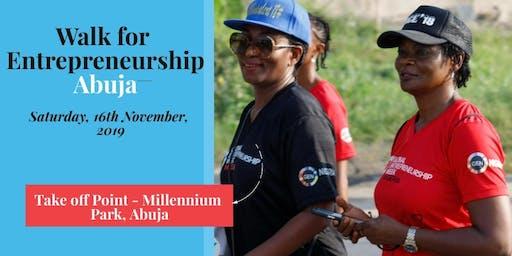 GEW Nigeria 2019: GEW Walk for Entrepreneurship Abuja