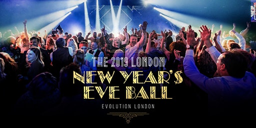 The 2019 London New Year's Eve Ball