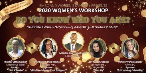 EMBC 2020 Women's Workshop