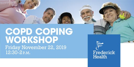 COPD Coping Workshop: Nutrition & Holistic Health