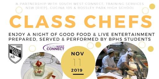 BPHS Class Chefs