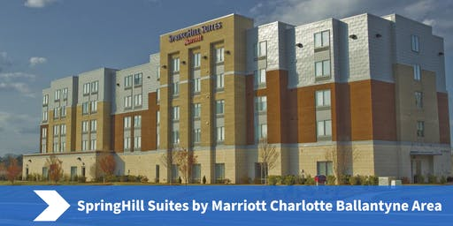 Social Security 567: SpringHill Suites by Marriott Charlotte Ballantyne