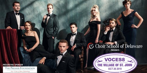 Around the World With VOCES8