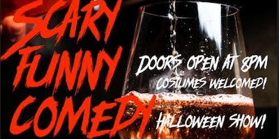 event image OASIS MONDAYS HOSTED BY DCOMEDY GUY! :COSTUME HALLOWEEN SHOW!