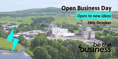 Open Business Day in Cumbria tickets