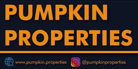 Pumpkin Properties Peterborough Networking Event tickets