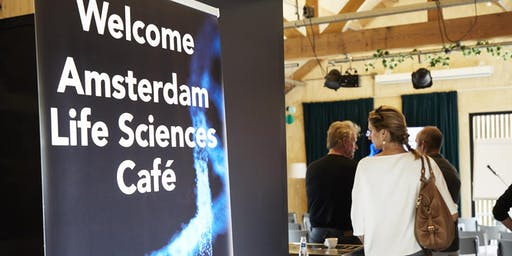 Amsterdam Life Sciences Café: Entrepreneurial dilemma: Partnering with Galapagos or finding independent funding?