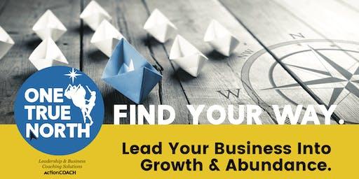 GrowthCLUB - Quarterly Workshop for Helping Businesses Reach Abundance
