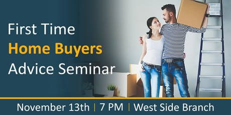 1st Time Home Buyers Seminar tickets