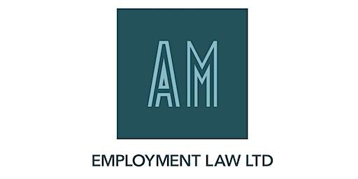 AM EMPLOYMENT LAW LTD - Employment Law Update 2020
