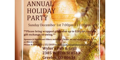 Shorewood NoCo Real Estate Annual Holiday Party