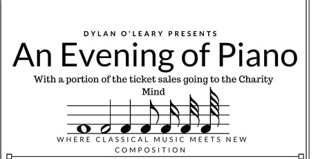 An Evening of Piano tickets