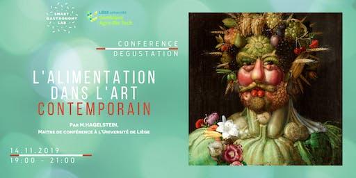 [Conférence-dégustation]L'alimentation dans l'art contemporain