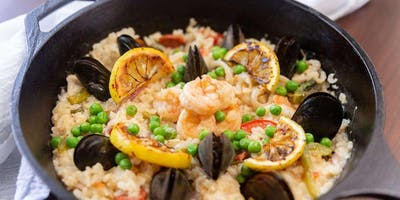 Latin Seafood Forward Fare - Cooking Class by Cozymeal™