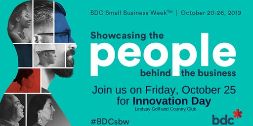 Small Business Week - Innovation Day