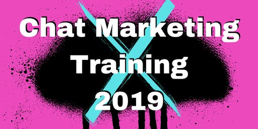 Chat Marketing & Chatbot Building Training