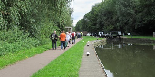 Canal and River Walk: Aylestone Hall Gardens to  Aylestone Meadows