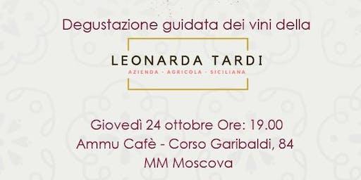Degustazioni di Vini : Leonarda Tardi Winery