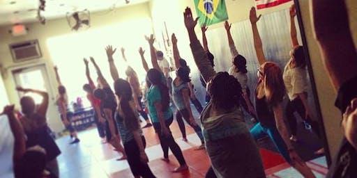 Yoga for Literacy