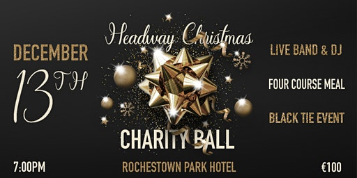 Headway Christmas Charity Ball