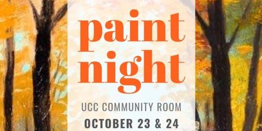 WAC: Fall Paint Night!