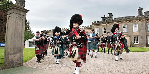 Gordon Castle Highland Games & Country Fair
