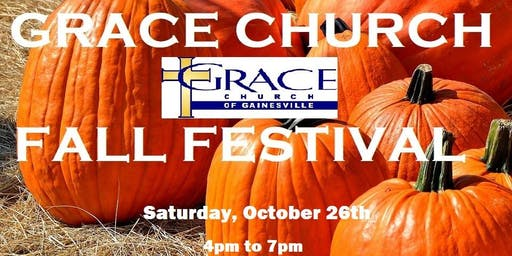 Grace Church Fall Festival