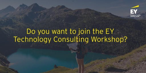 Consulting Month: Ernst & Young