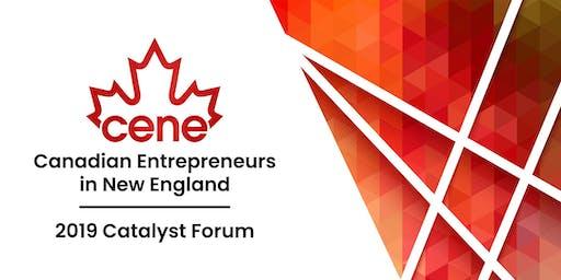 2019 CENE Catalyst Forum