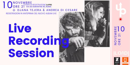 LiveUp |LO/\D| - Djana Tejera & Andrea Di Cesare