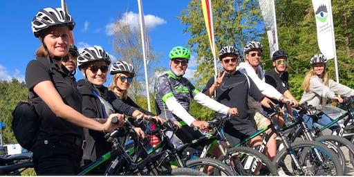 Geführte E-Bike Tour (ca. 30km)