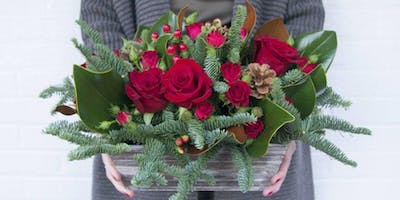 Tis the Season for Holiday Centerpieces at Vintage Charm with Alice's Table