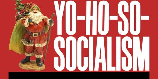Yo-Ho-So-Socialism Lewes Labour's Seasonal Night Out