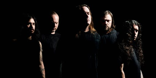 CATTLE DECAPITATION - Brisbane
