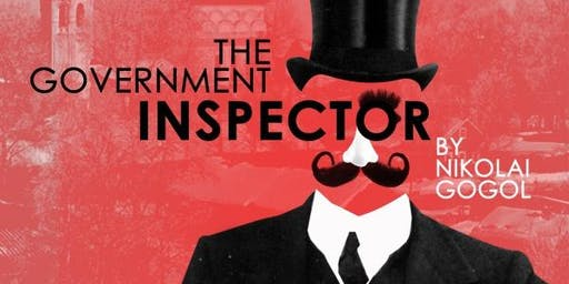 North Bridge House Canonbury presents THE GOVERNMENT INSPECTOR - 2019
