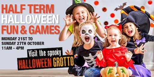 Spooktastic Halloween Treats at The Liberty