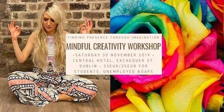 Mindful Creativity Workshop tickets