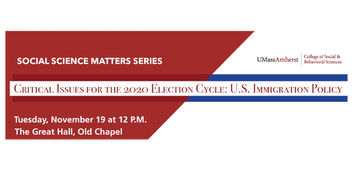 Critical Issues for the 2020 Election Cycle: U.S. Immigration Policy