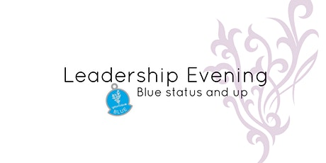 Leadership Evening & Dinner with Ray tickets