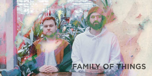 Family Of Things with Eric Brandon + Levi from Vacay