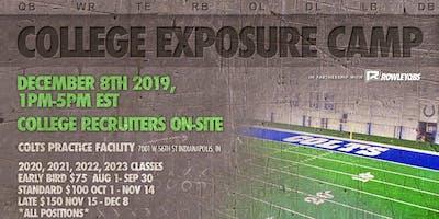 2019 COLLEGE EXPOSURE CAMP TOUR