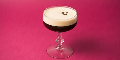 Bottomless Espresso Martini - December Dates tickets